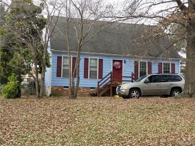 Chester Single Family Home For Sale: 3212 Loganwood Drive
