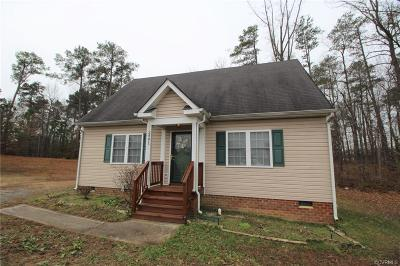 Richmond Single Family Home For Sale: 2401 Tonoka Road