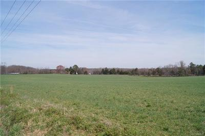 Hanover County Residential Lots & Land For Sale: 13022 Verdon Road