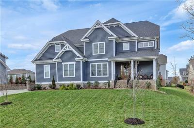 Chesterfield County Single Family Home For Sale: 5154 Lake Summer Loop