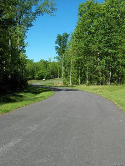 Powhatan County Residential Lots & Land For Sale: 930 Preservation Road