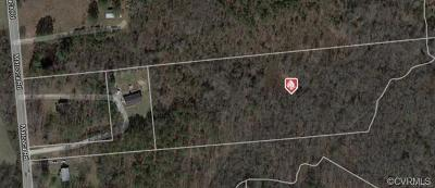 Chesterfield County Residential Lots & Land For Sale: 20905 Matoaca Road
