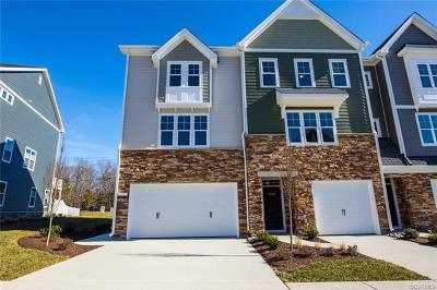 Glen Allen Condo/Townhouse For Sale: 10524 Swanee Mill Trace #I-1