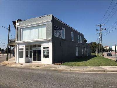 Petersburg Commercial For Sale: 54 Union Street
