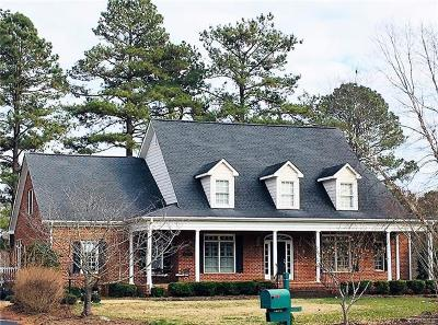 Hanover County Single Family Home For Sale: 13042 Mid Pines Drive