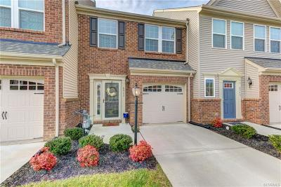Hanover County Condo/Townhouse For Sale: 8942 Ringview Drive