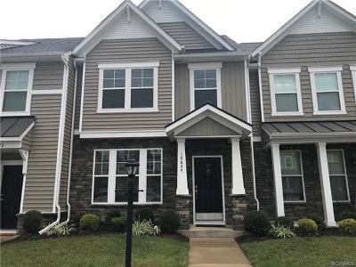 Glen Allen Condo/Townhouse For Sale: 10624 Marions Place
