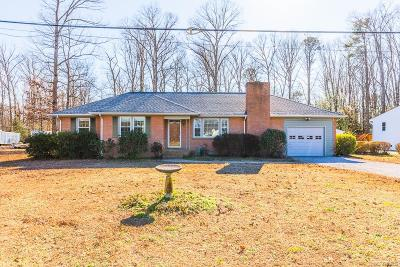 Chesterfield Single Family Home For Sale: 7601 River Road