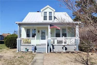 Henrico Single Family Home For Sale: 2210 Rawlings Street