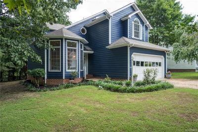 Midlothian Single Family Home For Sale: 1519 Wilson Wood Road