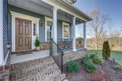 Chesterfield County Single Family Home For Sale: 6206 Gossamer Terrace