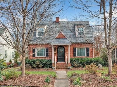 Richmond Single Family Home For Sale: 5005 East Seminary Avenue
