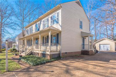 Henrico Single Family Home For Sale: 2840 Waterford Way