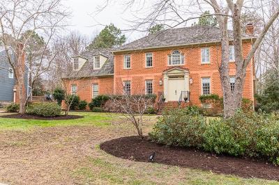 Henrico County Single Family Home For Sale: 13512 Reynard Lane