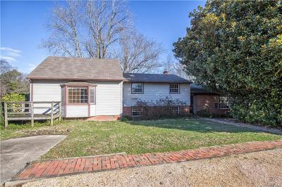 Midlothian Single Family Home For Sale: 5302 Windingbrook Road