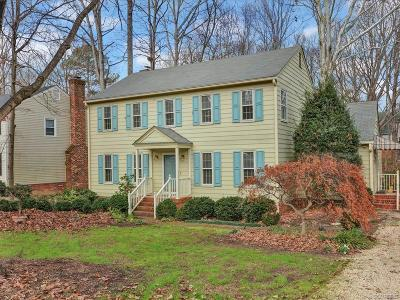 Henrico Single Family Home For Sale: 2032 Shady Branch Trail