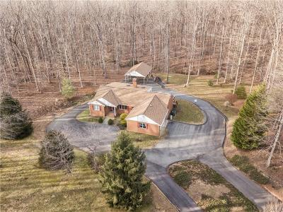 Powhatan Single Family Home For Sale: 3786 Donavon Mill Court