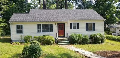 Henrico Single Family Home For Sale: 8520 Wetherly Drive