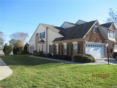 Henrico County Condo/Townhouse For Sale: 10207 Locklies Drive