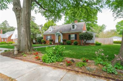 Richmond Single Family Home For Sale: 3120 Bute Lane