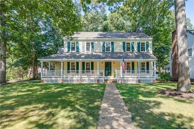 Henrico County Single Family Home For Sale: 2818 Waterford Way West
