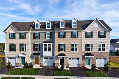 Chesterfield Condo/Townhouse For Sale: 301 Crofton Village Terrace #JG