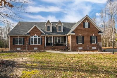 Mechanicsville Single Family Home For Sale: 7535 Madison Estates Drive