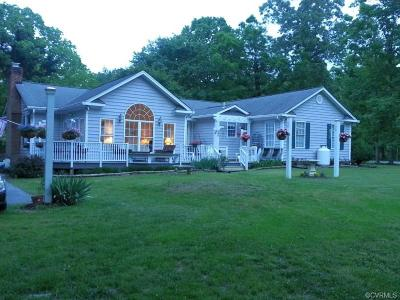 Henrico Single Family Home For Sale: 7164 Yahley Mill Road