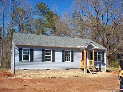 Henrico Single Family Home For Sale: 5400 Darbytown Road