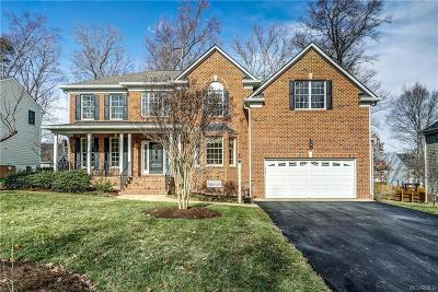 Henrico Single Family Home For Sale: 2728 Tricia Place