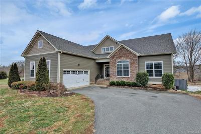 Powhatan County Single Family Home For Sale: 3393 Manor Oaks Drive