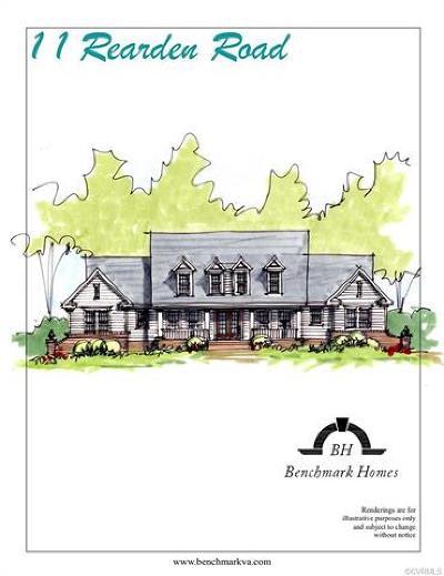 Henrico Single Family Home For Sale: 8918 Rearden Road