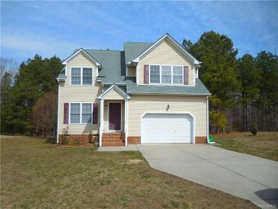 Henrico County Single Family Home For Sale: 7662 King Eider Drive