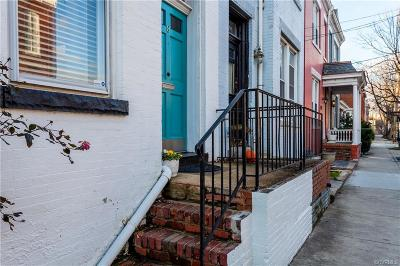 Richmond Single Family Home For Sale: 8 North Lombardy Street