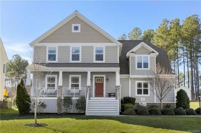 Chesterfield Single Family Home For Sale: 15807 Longlands Road