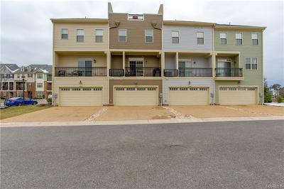Henrico County Condo/Townhouse For Sale: 10932 Parkshire Lane