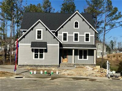 Chesterfield County Single Family Home For Sale: 4607 Bootsy Court