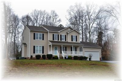 New Kent Single Family Home For Sale: 5757 Longbow Lane
