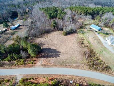 Powhatan County Residential Lots & Land For Sale: 1875 Boyer Way