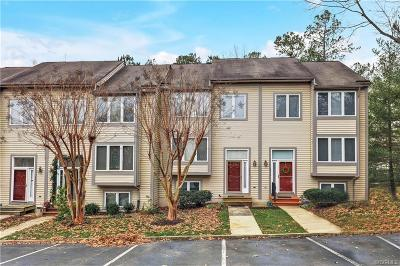 Henrico Condo/Townhouse For Sale: 2914 Port View Court
