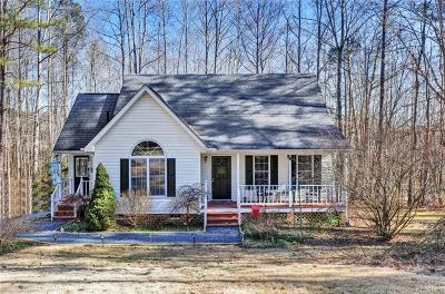 Powhatan Single Family Home For Sale: 4000 Fine Creek Path