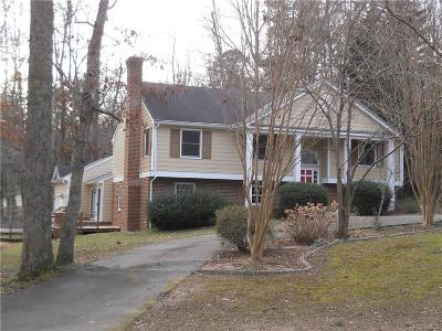 Chesterfield Single Family Home For Sale: 3200 Scherer Drive