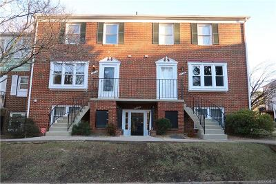Henrico County Condo/Townhouse For Sale: 1501 Sargeant Court