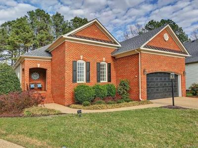 Glen Allen Single Family Home For Sale: 12405 Old Greenway Place