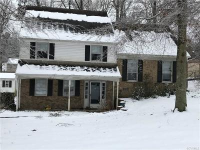 Hanover VA Single Family Home For Sale: $230,000