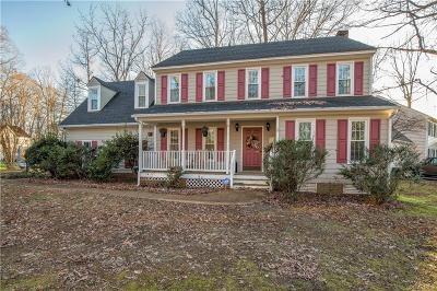 Chester Single Family Home For Sale: 13810 Laurel Spring Road