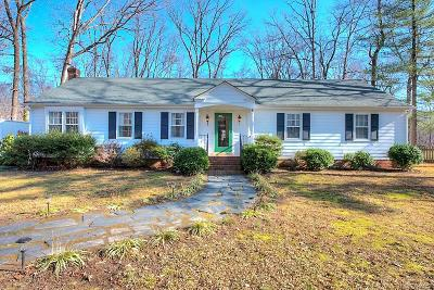 Chesterfield County Single Family Home For Sale: 2311 Brookwood Road
