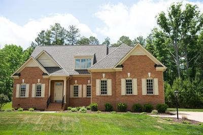 Goochland County Single Family Home For Sale: 712 Milstead Lane