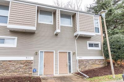 Henrico County Condo/Townhouse For Sale: 832 Wales Drive