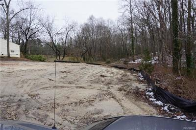 Chesterfield County Residential Lots & Land For Sale: 11717 Chester Road